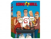 $10 off King of the Hill - The Complete Sixth Season DVD