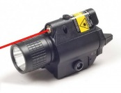 $97 off Ade Advanced Optics Rail Mounted RED Laser Sight & Light