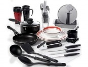 50% off Gibson Home Complete Kitchen 38-Piece Combo Set