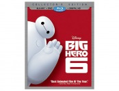 55% off Big Hero 6 (Blu-ray + DVD + Digital HD)