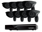 41% off Defender PRO Sentinel 16CH Night Vision Security System