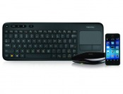 $60 off Logitech Harmony Smart Wireless Keyboard 915-000225