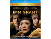 $20 off The Immigrant (Blu-ray)