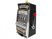 $96 off Trademark Global Crazy Diamonds Slot Machine Bank