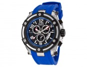 88% off Elini Barokas Gladiator Swiss Quartz Watch 10056-01-BLSA