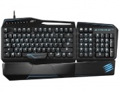 $21 off Mad Catz S.T.R.I.K.E.TE Mechanical Gaming Keyboard