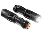 77% off Military-Grade Mini CREE Tactical LED Flashlight