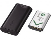 42% off Sony ACCTRDCX Travel DC Charger Kit w/ NP-BX1 Battery