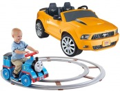 Save up to $100 on Fisher-Price Power Wheels, 15 Items