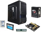 $67 off AMD A8-6600K Richland 3.9GHz Barebones Combo Deal