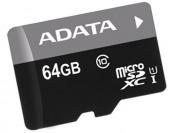 45% off ADATA Premier 64GB microSDHC/SDXC Memory Card