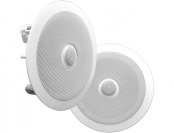 "$73 off Pyle PDIC60 In-Wall / In-Ceiling Dual 6.5"" Speakers"