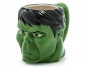 65% off Marvel Comics Hulk 16oz Molded Ceramic Mug