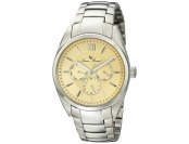 89% off Lucien Piccard Preston Analog Display Quartz Watch