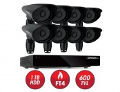 $856 off Defender 21114 16-Ch 1TB Smart Security DVR System