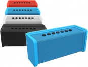47% off Ematic Portable Bluetooth Speaker & Speakerphone, 4 Colors