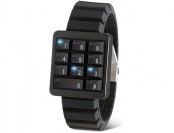 90% off Classic Calculator Keypad Watch