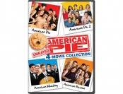 $10 off American Pie 4-Movie Unrated Collection (DVD)