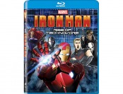 50% off Iron Man: Rise of Technovore Blu-ray