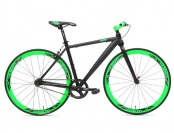 $131 off RapidCycle Evolve Flatbar Aluminum Fixed Gear Bike