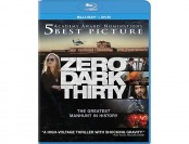 60% off Zero Dark Thirty (Blu-ray + DVD)