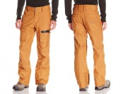 $126 off Quiksilver Snow Men's Dark and Stormy Pants