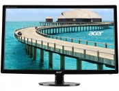 "$80 off Acer S241HLbmid 24"" 5ms HDMI Widescreen LED Monitor"