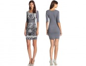 78% off Jax Women's Elbow Sleeve-Printed Sheath Dress