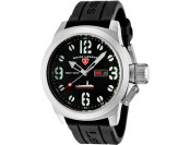 $637 off Swiss Legend Submersible Black Silicone and Dial Watch