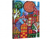 $184 off Downtown by Debra Purcell Gallery Wrapped Canvas Art