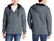 76% off Hurley Men's Oo Hb Sherpa Fleece Zip Up Hoodie