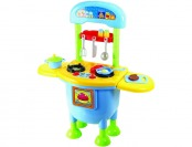66% off PlayGo My First Kitchen Set, 11-Pieces