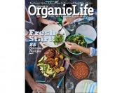 92% off Rodale's Organic Life Magazine (2-year auto-renewal)