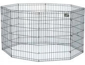 "69% off Midwest Black E-Coat Exercise Pen 24"" x 30"""