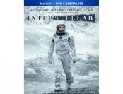 61% off Interstellar (Blu-Ray + DVD + Digital HD)