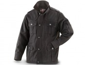 77% off Sportier Military-style Wool-Blend Men's Jacket