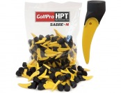 "65% off GolfPro HPT High-Performance 1.65"" Golf Tees, 100 Pack"