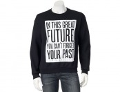 80% off Bob Marley Great Future Men's Sweatshirt