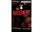 90% off The Basement by Stephen Leather - Audio CD Audiobook