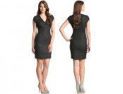 "$220 off Susana Monaco Women's Wool with Scuba Stella 20"" Dress"