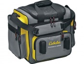 50% off Cabela's Deluxe Fisherman Series Tackle Bag