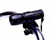 57% off Retrospec Bicycles Police LED Flashlight / Bike Headlight