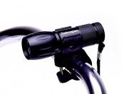 57% off Retrospec Bicycles Police LED Flashlight / Bike Headlight