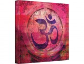 95% off Elena Ray Om Mandala Gallery-Wrapped Canvas Art