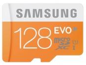 $40 off Samsung MB-MP128DA/BBY 128GB microSD Class 10 Card