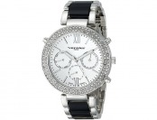 $250 off Vernier Paris Women's Swiss Quartz Analog Watch