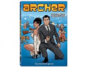 65% off Archer: Season 3 DVD