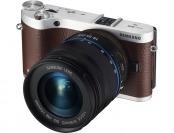 $350 off Samsung NX300 20.3MP WiFi Compact Digital Camera