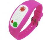 89% off Health Alert Bracelet, Pink
