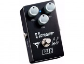 65% off BBE G Screamer OG-1 Gus G Signature Overdrive Guitar Pedal